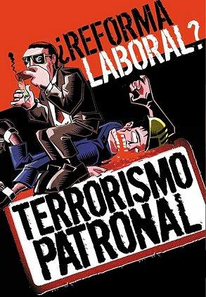 Terrorismo Patronal