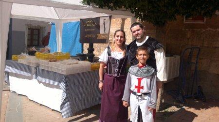 Mi hermana mi cuñado y mi sobrino Pablo :)